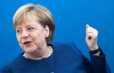 Merkel: Van esély jó és tartós Brexit-megállapodásra