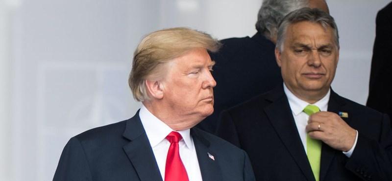 Times: Trump behozza Orbánt a hidegről