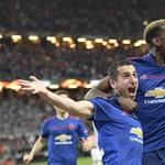 Ezekkel a gólokkal hódította el a Manchester United az EL-trófeát