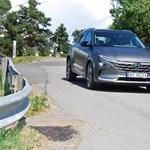 A levegőből veszi ki az oxigént, de vissza is adja – vezettük a jövő autójának szánt Hyundai Nexót