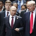 Trump megüzente Putyinnak, az USA nyeri a nukleáris fegyverkezési versenyt