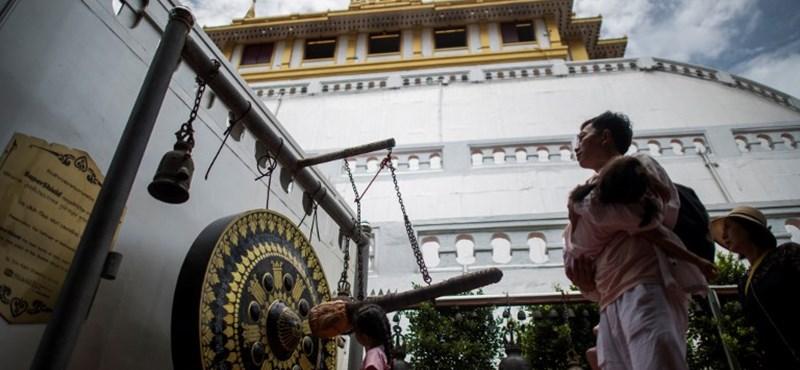 Kísértés? Lelépett az adományokat saját számláira utaló buddhista templomfőnök