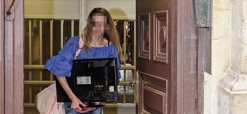 Luxusétteremben kapott munkát a börtönből nemrég szabadult Rezesova