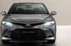 Villámgyorsan felfrissítették a Toyota Camryt