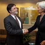 Áprilisban jöhet végre az IMF