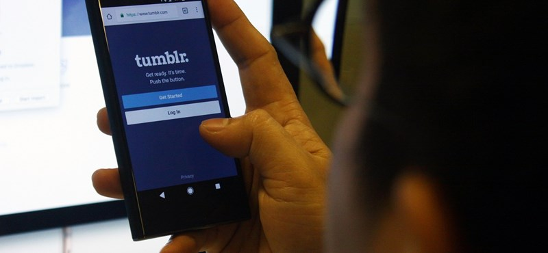 A Tumblr betiltja a pornót és más felnőtt tartalmakat