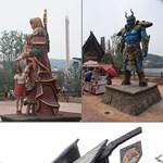 Megnyílt az első Warcraft és Starcraft vidámpark