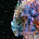 447 éve robbant fel a szupernóva, és még mindig fantasztikus látványt nyújt
