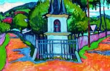 Matisse agyondicsérte a magyar festőt, akinek képén van egy gazdátlan fül