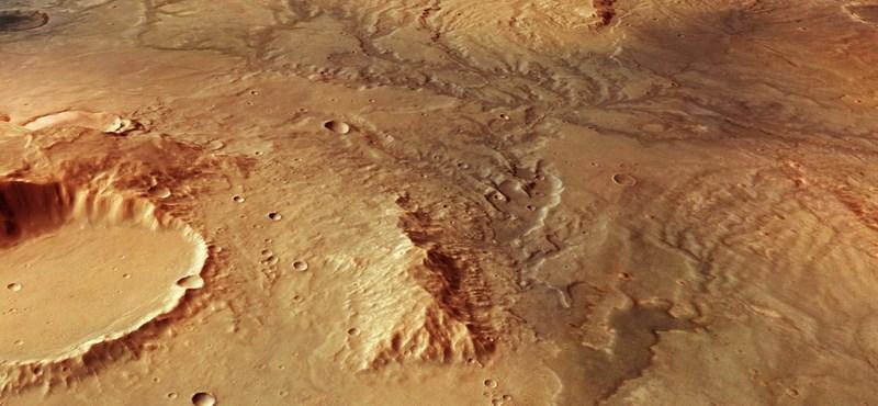 Ötven évvel ezelőtt az úttörők azt hitték, mi már a Marsra járunk majd nyaralni