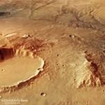 Magyar kutatók bukkanhattak a marsi élet nyomaira