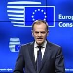 Kemény üzenetet küldött a magyar kormánynak is Donald Tusk