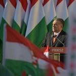 Rocky Balboát idézte Orbán a kampányzárón