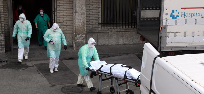 Az eddigi legrosszabb hír érkezett Spanyolországból