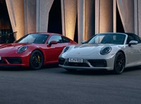 480 lóerővel érkezett meg az új Porsche 911 GTS