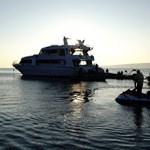 Valószínűleg a tengerbe veszett egy 15 éves menekült lány Leszboszon