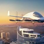 A repülő autó és az otthoni leszállóhely lesz az elit legújabb őrülete