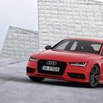 Egy limitált szériás A7-essel ünnepli magát az Audi