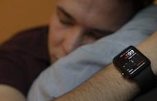 Sokan viselik alvás közben az Apple Watchot, és ez egyre nagyobb gond Amerikában