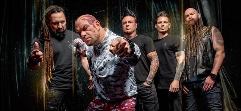 Jön a Five Finger Death Punch