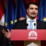 Mesterházy lemondott az MSZP vezetéséről
