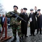 Az IRA robbantott Derryben