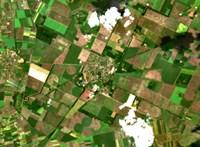 A Nemzetközi Űrállomásról figyelik a mezőhegyesi ménesbirtokot