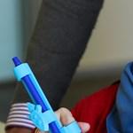 Sérült gyerekek rajzolhatnak a varázsceruzával