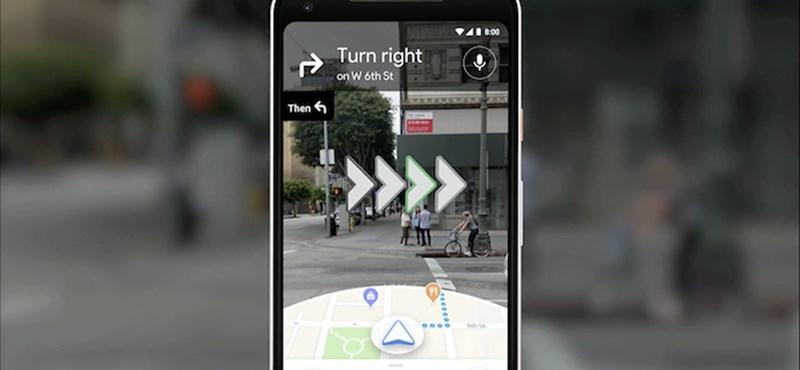 Használja a Google Térképet? Olyan újítás jön, amitől tátva marad a szája – videó