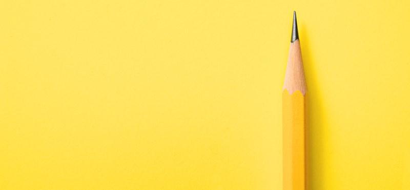Ceruzatörténet az ókortól az érintőképernyőkig