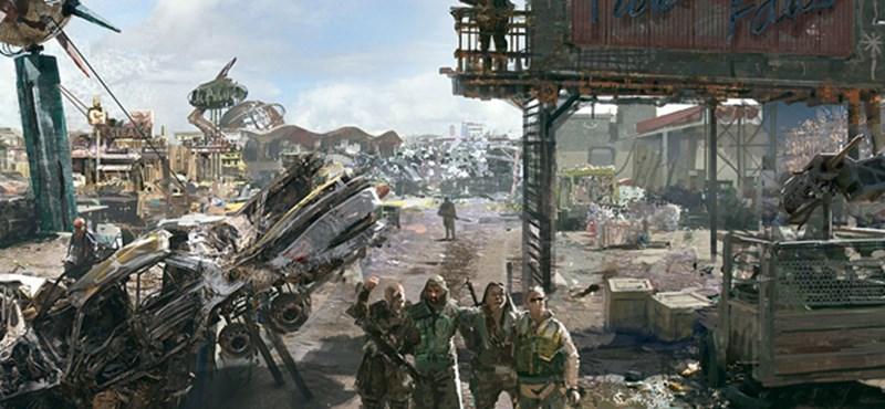 Mégis lesz Fallout MMO? A fejlesztést folytatják