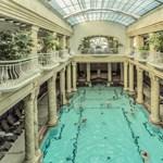 Rekordforgalmuk volt tavaly a budapesti fürdőknek