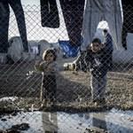 ENSZ: 13,5 millióan szorulnak segélyre Szíriába, közel fele gyermek