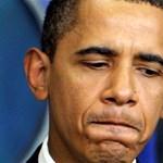 Sírhat Obama: zuhant a Fehér Ház értéke