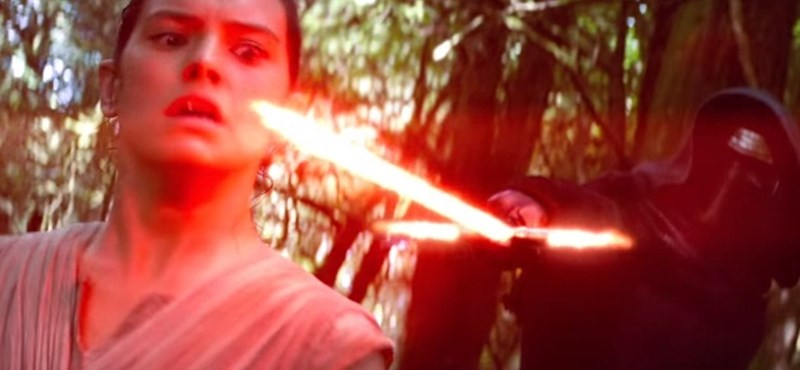 Egy csomó új jelenetet láthatunk a Star Wars 7 japán előzetesében – videó