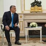Putyin akart még valamit Orbántól, 45 percre el is rabolta