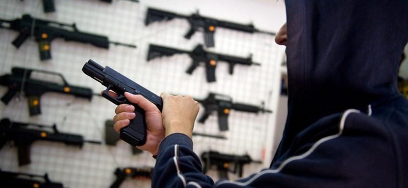 Vadnyugati tempó: fegyverrablási hullám az USA-ban