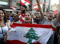Agyonlőttek egy férfit a libanoni tüntetéseken