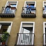 Spanyolország későn ébredt rá a járvány veszélyére, és most versenyt fut az idővel