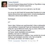 Dajcstomi visszatér: Lófasz a párbeszédre