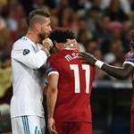 Bocsánatkérésnek gyenge Ramos üzenete