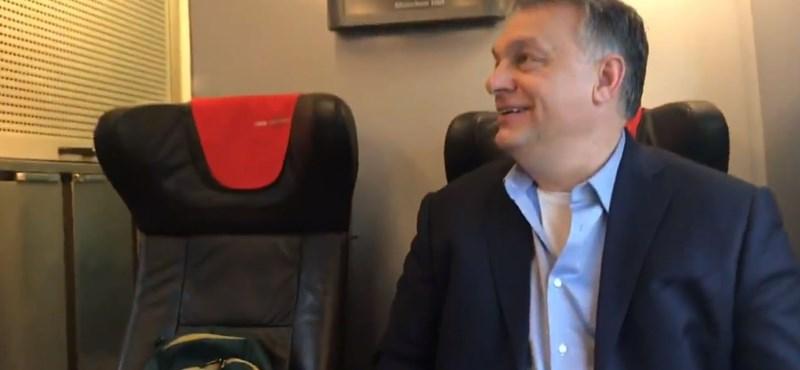 Így tunkol Orbán
