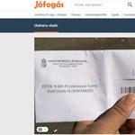 Már a Jófogáson árulják a választási rezsiutalványokat