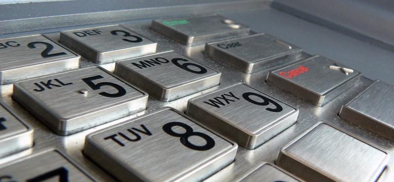 Így csalnak ki pénzt az ATM-ekből
