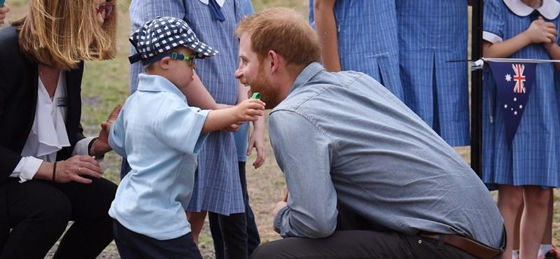 Van-e érdekesebb Harry herceg szakállánál?