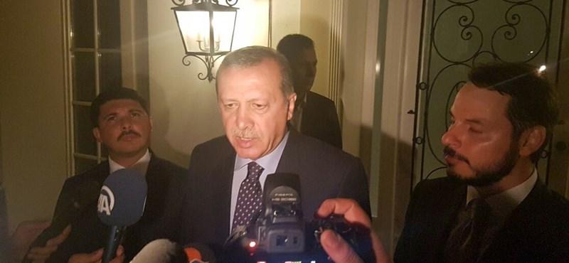 A törökök kiakadtak a terrorvádon