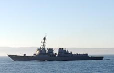Újfajta technológiával szedhették le az iráni drónt a USS Boxer katonái