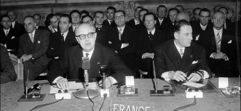 A széntől és acéltól a Brexitig: az EU hatvan éve