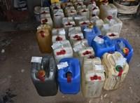 Gázolajként adott el vizet egy négyfős banda