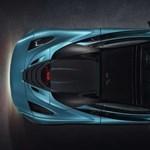 Gombnyomásra sötétíthető üvegtetőt kapott a McLaren új kabrió szupersportkocsija